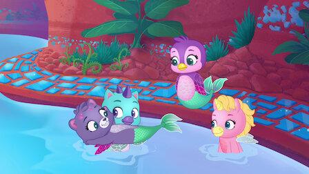 Watch Water Ballet. Episode 11 of Season 5.