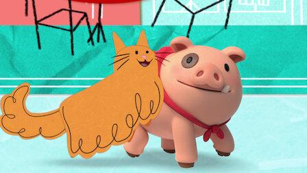 Watch Piggy Blues / Follow the Leader / Hide and Seek. Episode 2 of Season 3.